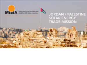 SPS is the technical partner of the upcoming MESIA Solar Energy Trade Mission Jordan & Palestine, in Amman on 14-15 November 2016
